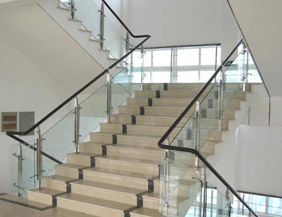 蓬莱楼梯扶手