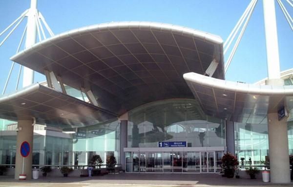 自动门-杭州机场