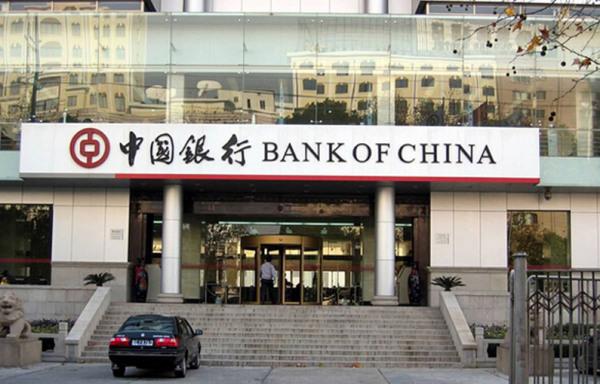 自动门-中国银行部分网点